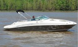 You are viewing a SUPER MINT 2005 Sea Ray 220 Sundeck edition bowrider boat. This one owner boat is in excellent condition and shows to have been very well maintained. Boat has been kept in indoor storage or on a lift. If you have any questions, please