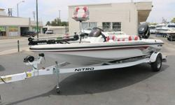 2005 Bass Tracker Nitro NX882 !Looks Good and Runs Great!!Only 17 Hours !Mercury Optimax 150.Lockable storage.70LB Thurst Trolling Motor.Lowrance Fish Finder.Bow Panel With trolling motor receptical, anchor light and trim switch.Live Wells with fill pump