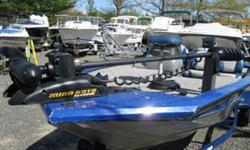Boat comes with Mercury 60 ELPTO 2 stroke engine 2005 and trails star 2005 bunk trailer, Hummingbird FF/DF, and Minn kota trolling kicker motor.Boat is in very good condition normal wear and tear. Bid with confidence we are a dealership and this boat ran