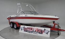 20 foot with a fuel Injected V8!! And it's under $20,000! Hard to find these days! comes with warranty! Ask about free delivery! We have the largest selection of very clean used Boats in the Northwest! Check our web site before buying your boat! We
