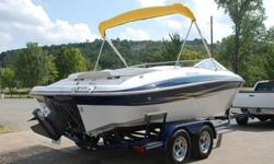 210 Horizon edition Bowrider. This boat is in SHOWROOM condition, and shows to have been meticulously maintained. This boat has been lift kept its entire life. ONLY 260 HRS ! ! ! 54 MPH ! ! ! EXCEPTIONAL CONDITION ! ! ! Hull:overall appears to be in