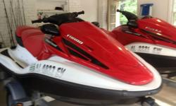 A pair of 2006 Honda jet skis bought new in 2008. Low hours and in very good shape. Recently serviced. New OEM covers and Triton trailer that pulls like a dream. All running, brake and signal lights work. PWC top end speed around 65 mph. Governing speed