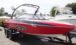 WOW ! LOW HOURS !!THE BOAT HOUSE OF ANAHEIM dot COMAward-winning performance. The Wakesetter VLX is the official towboat of the most prestigious professional tournaments in the world, including the Wakeboard World Championships, Wakestock of Canada,