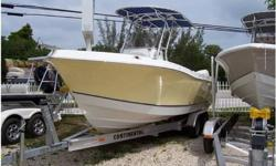 2006 Polar/Dynasty Boats 2300, 2006 Polar 2300 Center Console. TWIN 150 Evinrude E-tec motors w/ Stainless Steel props. Garmin GPS, depth & fish finder, chart plotter. Marine radio, cd radio, center console head, full size cover included. 2007 continental