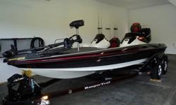 Like New Condition, garage stored, operated in fresh water only, 35 hours on the engine/boat only due to multiple military deployments. This is the top of the line Ranger Comanche Z20 for a 2006 make. This boat has nearly every option the new 2010 Z20s