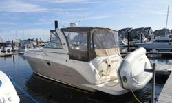 2006 Rinker 32' Express Cruiser *** This boat has been meticulously cared for *** And, has virtually every option possible *** She combines modern styling *** Roomy interior *** And, excellent sea keeping qualities *** She is powered by the highly