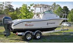 2006 SEASWIRL 2301, Barely used (around 100 hrs) like-new boat.Double forward V-berth with storage all around. Yamaha 250 4-stroke that fires up every time without fail and runs like a dream. I take this boat offshore and a 38-mile round-trip and trolling
