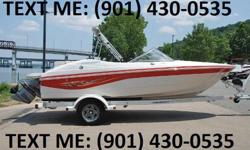 This boat is a wonderful run-about deck boat ready for you to go enjoy. Boat comes with such goodies as a 3.0 Mercruiser engine with low hours and a Alpha 1 drive. Stainless steel bimini top. a BRAND NEW EchoMap Garmin GPS/sonar system. Clarion CD player