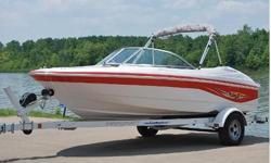 ou are viewing a SUPER MINT 2006 Starcraft 1700 edition bow rider boat. This one owner boat is in excellent condition and shows to have been well cared for. Boat has been kept under covered storage.If you have any questions, please text me at (617)