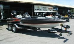 Type: Bass Make: Triton Engine Type: Single Outboard Model: TR 20 X Engine Make: Mercury Year: 2006 Engine Model: 225hp Optimax Length (Feet): 20.0 Primary Fuel Type: Gas Beam (Feet): 7.8 Fuel Capacity (Gallons): 51-75 Hull Material: Fiberglass Trailer: