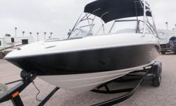 2006 Yamaha AR230 High Output ? 320HP ? Tower ? Fast/Fun.First off for all of you that noticed it doesn?t say ?High Output? on the boat nor does it say ?Twin Engine? it definitely is a High Output and definitely has two motors. The previous owner had