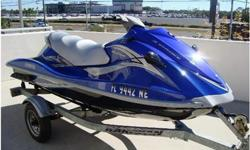 2006 Yamaha VX 110 Deluxe, Very clean 4-stroke waverunner with low hours! Trailer is included in the sale price. Warranty are available . - Family weekends are even more valuable when they?re affordable. The VX110 Deluxe was designed to deliver fun and
