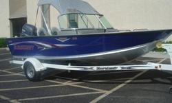 UP FOR SALE IS ONE OF THE CLEANEST USED BOATS YOU WILL EVER FIND, 2007 ALUMACRAFT TROPHY 175 WITH THE 2XB HULL SYSTEM, POWERED BY A FOUR STROKE YAMAHA 115 EFI & YAMAHA 8 EFI FOUR STROKE KICKER MOTOR, BOTH BOAT AND MOTORS HAVE LESS THAN 50 HOURS TOTAL USE,