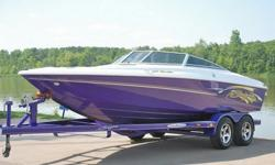 Year: 2007Trailer: Included Make: BajaUse: Fresh Water Model: 202 IslanderEngine Type: Single Inboard/Outboard Type: BowriderEngine Make: Mercruiser Length (feet): 21Engine Model: 5.0 MPI 260HP Alpha 1 Beam (feet): 8.6Primary Fuel Type: Gas Hull Material: