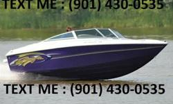 ORIGINAL OWNER.. I LOVE THIS BOAT.. I am selling because I want to get a bigger boat .. This boat is dealer maintained.. It stays High and Dry all Year Long.. NEVER been bottom painted.. This boat has a 5.0 Mercruiser engine which reaches 50mph.. Have