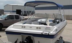 2007 BAYLINER 185 BR BOAT boat. The Bayliner 185 will guarantee a few double takes from its onlookers. Her low, and sleek design really sets her apart from other boats her size. Powered by a reliable Mercruiser Tks 4.3 Liter engine that has great power