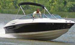 You are viewing a SUPER MINT 2007 Caravelle 237 edition bow rider boat. This one owner boat is in excellent condition and shows to have been very well maintained. Boat has always been kept in dry storage. ONLY 140 HRS ! ! ! 61 MPH ! ! ! EXCEPTIONAL