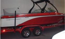 2007 CENTURION Typhoon, CENTURION Concourse. There are many reasons why the stretch limo of shred craft, the Typhoon C4, is the official towboat of the Orlando Wakeboard Academy, but mostly because it has it all. The Typhoon C4 is a serious wake machine