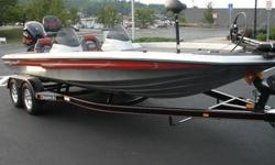 2007 champion bass boat 206CX... Need to Sell ! Don't have time to use it, and its a shame because its a beautiful boat. Its in excellent condition ... only has 60 hrs on it. It has a motorguide 71 lbs thrust motor, 2 Lowrance X135 fish finders, Large
