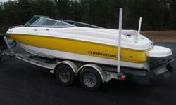 2007 Chaparral 210 Nice & Very CleanIs a very clean and very well maintained 2007 ssi 210 chaparral this boat was stored inside when not in use and it shows upholstery is in perfect condition with no rips or stains. gel coat is in just as good condition