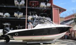 This beautiful TURN KEY vessel is loaded with all of the options and then some. Unfortunately we have been asked to list this barely used vessel because the current Captain & Owner of this Fountain passed away in 2013. It has not been run hard since