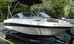 2007 Four Winns 180 Horizon Bow Rider w/ Mercury 3.0 130hp w/ only 60LOW HOURS...You are looking at a super clean, nearly brand new 2007 Four Winns 180 Horizon. This boat looks like it just rolled out of the showroom. There is absolutely nothing wrong