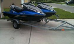 FUEL INJECTED, SUPERCHARGED, INTERCOOLED, WAVE SMASHING MONSTER. LIKE NEW, TITLE IN HAND, GARAGE KEPT, VERY LOW HOURS!!!!STILL THE BEST ROUGH WATER BOAT MADE. VERY FAST, HANDLES GREAT AND YOUR CHANCE TO GET AN INCREDIBLE DEAL!If you have never rode a