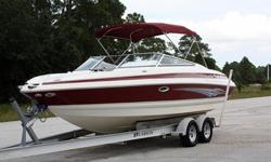2007 Larson LSi 248 Bow Rider!!Volvo Penta 5.7L V8 I/O w/ ONLY 163 Hours!!$4,000 Spent on Motor in July 2013!! (Have Receipt)-01-Exhaust Manifolds-02-Exhaust Elbows-03-Exhaust Gaskets-04-Serpentine Belt-05-Belt Tensioner-06-Distributor Cap and