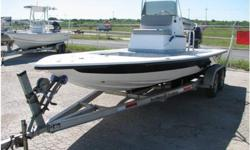 2007 MAJEK Extreme 22, Bay boat - Center Console 22' Single Outboard Fiberglass-composite 1998 Yamaha 150 HP Motor ( 190 hours ) Ice Chest Depth Finder Remote Pouper Pole Super Clean Trailer .- Make:MAJEK- Model:Extreme 22- Length:22- Horsepower:150-