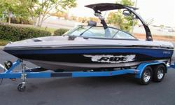 Title: 2007 MALIBU V Ride Wakeboard boat NO RESERVE Location: Rancho Cordova, CA Vehicle Information Hull ID Number: MB2A6539E707 Condition: Used Features Type: Ski/wakeboard Engine type: Single inboard/outboard Use: Fresh water Length (feet): 21.0 Engine