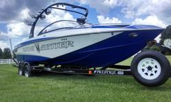 Beautiful 2007 Malubu Wakesetter 247 LSV. Boat was on display and bought at the 2007 Chicago boat show. Always stored in a climate controlled environment. Well maintained and cared for- one owner boat. Only used in fresh water. Tons of options Indmar 383
