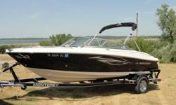 2007 Monterey Bowrider 194FS - 88 Hours - $25,000 (Pella, IA) This has been a great boat for our family, but now the family has spread out through the midwest and we are ready to sell to someone else who can enjoy it as much as we have. Great boat in