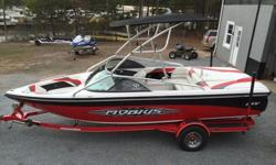 ,,,,,,,2007 MOOMBA MOBIUS !!!!!! A GREAT WAY TO START YOUR SUMMER !!!!!GREAT INBOARD/OUTBOARD MOTOR, FULLY SERVICED, GREAT SOUND SYSTEM INSTALLED WITH KICKER 6.5'SBUILT IN BLUE LED'S, AS WELL AS INTERIOR COLOR CHANGING LED'S THROUGHOUT ENTIRE