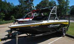 This 2007 Moomba Outback V just came in. It is a Vdrive 20 foot full blown Wakeboard and Wakesurf Boat. We have inspected it and it passed with flying colors!! We have not even washed it in the pics below. It is in line for a full fresh service including