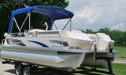 ,,,,,2007 Princecraft Vision 21L powered by 2009 Mercury 115 EFI 4-Stroke. 2007 Yacht Club tandem axel trailer with brakes and LED Tail/Turn/Stop lights. 1 owner boat purchased new in 07 from Marine Center in Indianapolis upgraded outboard in 10. Trailer