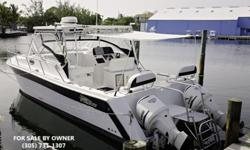"""Be ready to be """"wowed"""" by this beauty!Set apart from other ProKat 3660's for sale, this catamaran provides all the bells and whistles desired by all sea-loving enthusiasts but with a grand perk! This boat has been completely refurbished and updated and we"""