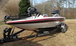 2007 RANGER 170VS MODEL IMMACULATE NEVER SEEN RAIN OR NIGHT 35 HOURS ON THE ENTIRE RIGG ..........2007 MERCURY 115 OPTIMAX WITH STAINLESS LAZER II PROP IMMACULATE WARRANTY TIL NOV. 19, 2015 ..........2007 RANGER TRAILER, IF YOU HAVE NOT SEEN OR OWN ONE OF