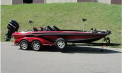 Year:2007.Make:Ranger.Model:Z Comanche Series - Z21.Length:21.Engine Model:250 XS Optimax.Horsepower:250.Engine Hours:80.Propulsion Type:Outboard.Hull Material:Fiberglass.Fuel Type:Gas.2007 Ranger Z Comanche Series - Z21, LOADED Z21 WITH ONLY 80 HOURS!