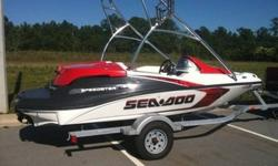 Non-Skid Bow Entry - Enhances sure footing while boating.Built-in Cooler - Convenient on-board storage for food and beverages.Rear-Facing Observer Seat - Convenient on-board storage for food and beverages.Ski Storage - Provides storage for skis, water