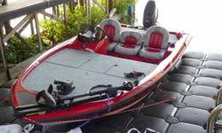This 2007 Stratos 176XT Bass Boat is in excellent condition. Never used to fish, been in the water a few times just for pleasure and to check out. We are original owners, but just haven?t developed an interest in fishing and don't expect to at this point.