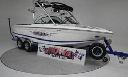 If your looking to save some money on a sweet wake/surf boat, this is the one right in the $0k range! Lots of options and very nice condition. Everything has been professionally checked out and guaranteed to work. Comes with warranty. Ask about FREE