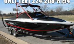 Competition Wakeboard/Ski boat. Supra Launch 21 V FEATURING: V- drive with Upgraded Indmar Assault 5.7 liter 350 V8 325 HP ENGINE(with less than 50 hours on rebuilt engine)The engine has a 1 year warranty. The total hours on the clock are 545. This Boat
