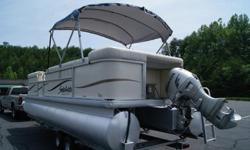 Vehicle InformationHull ID Number: GDY2202TJ607FeaturesType: Pontoon Engine type: Single outboard Use: --Length (feet): 24.0 Engine make: Honda Primary fuel type: GasBeam (feet): 9.0 Engine model: 50HP Fuel capacity (gallons): --Hull material: Aluminum