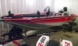 This is a great boat Ive caught many fish from but am moving and will be able to use my big boat so i no longer need it. Boat and trailer have no problems and are in very nice condition. there are no rips or tears in any of the seats, and carpet still