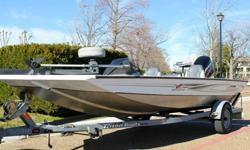 2007 TRITON VT 17 ALL ALUMINUM WELDED BOAT2007 MERCURY 50 HP DIRECT INJECTION TWO STROKEENGINE COMPRESSION TESTED IN GREAT CONDITION 119/115/117ENGINE IS VERY CLEAN AND RUNS STRONGOUTDRIVE WORKS GREATTILT TRIM WORKS GREATSTARTER WORKS GREATNEW BATTERYON