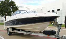 2007 WELLCRAFT 180 SPORTSMANNO RESERVE RELISTED DUE TO BUYER NOT HAVING FUNDSFISH AND SKI BOAT INCLUDES TRAILERINCLUDES 115 HP YAMAHA 4 STROKE ENGINEEXCELLENT COMPRESSIONLOW HOURS USAGETILT TRIM WORK PERFECTSTEERING WORKS PERFECTTIRES ARE IN GOOD