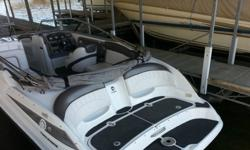 ,,,,The flagship boat in the Bowrider Series, the 320-horsepower, 23 ft. SX230 High Output was designed to give the ultimate balance of luxury and performance. This boat has an unbelievably responsive acceleration and speed. The Yamaha SX230 High Output