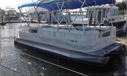 Use it for a wineglass and plate holder, or mount up your own flatscreen TV. For more info, visit the Sylvan 8525 Mandalay Bar webpage.sweetwater pontoon boatsThe small price tag on the Sweetwater 1570 can be deceiving; the boat is small and it isn?t