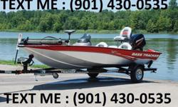 includes Trailstar trailer with swing-away tongue, Motorguide 24 volt trolling motor 67 pounds of thrust, Lowrance LMS 480 fish finder with GPS, two bank charger for trolling batteries, Mercury 175 horse power inboard sport jet, 15 gallon live well. Runs