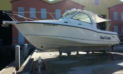 This boat is the cleanest 345 Conquest on the market! Indoor stored since new, this low hour boat is ready to go! EASY TO SEE AT LOGGERHEAD MARINA IN PALM BEACH, DON'T CONSIDER ANOTHER BOAT UNTIL YOU SEE THIS ONE! This boat is packed with top of the line